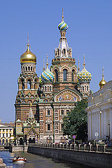 St Petersburg Church