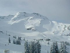 Whistler Slopes