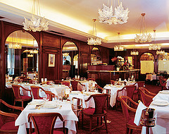 Hotel Dining at the Crillon