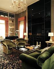 The Carlyle Royal Suite Living Room