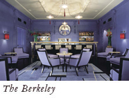 Berkeley Blue Bar