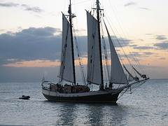 Sailing Key West