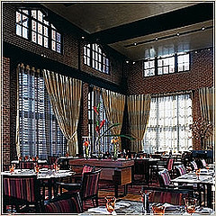 Fahrenheit Restaurant at the Georgetown Ritz-Carlton