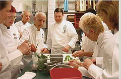 Sea Island Cooking School
