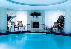 Windsor Arms Spa Pool