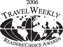 Travel Weekly Readers Awards