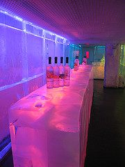 Ice Bar Hotel Kube