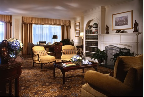 The Madison Presidential Suite Parlor