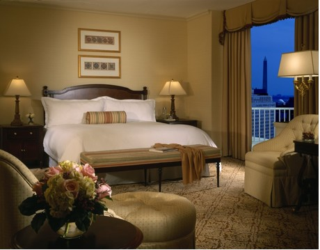 The Madison Royal Suite Bedroom