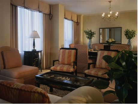 The Madison Royal Suite Parlor