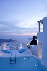 On the Rocks, Santorini