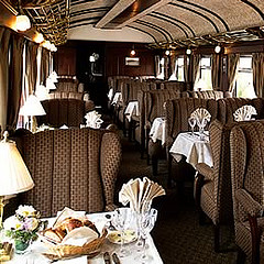 Orient-Express Pullman Train