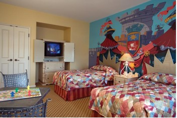 Loews Portofino Bay Kids Suite