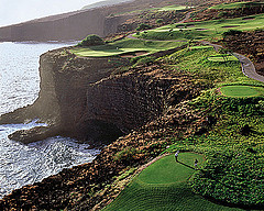 Challenge at Manele, Four Seasons Lodge at Koele