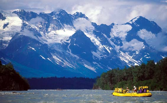 OARS Alaska Whitewater