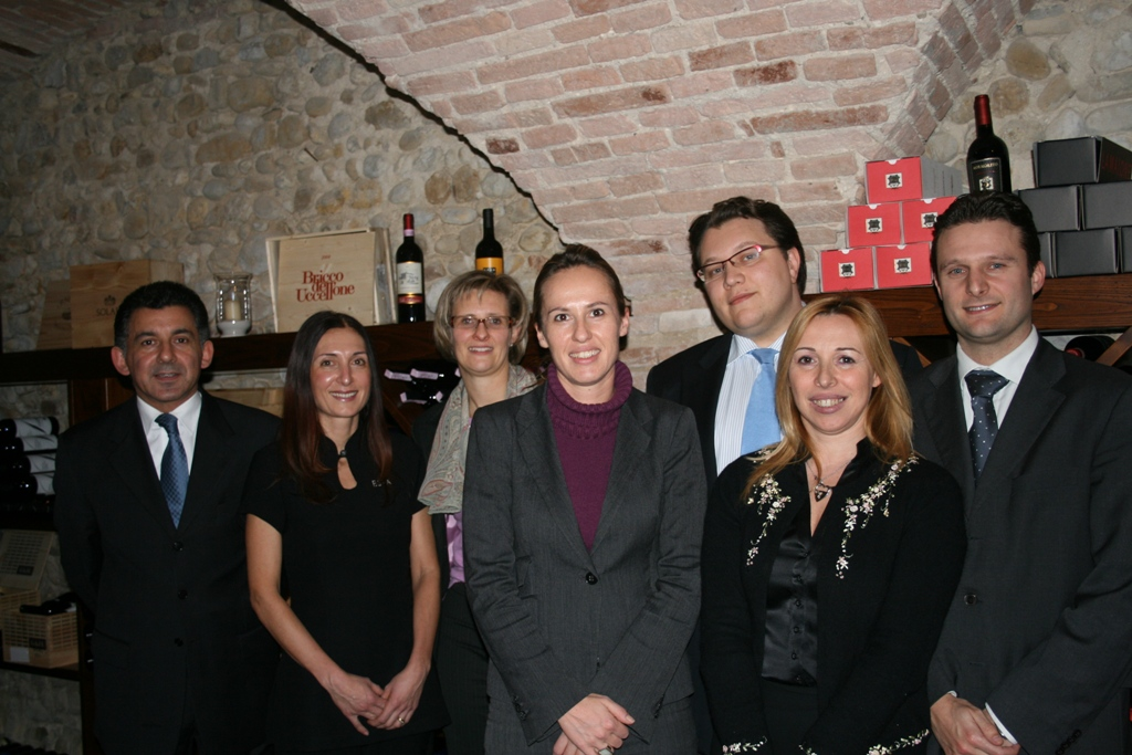 Castello del Nero Staff