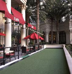 Rao's Bocce Ball Court