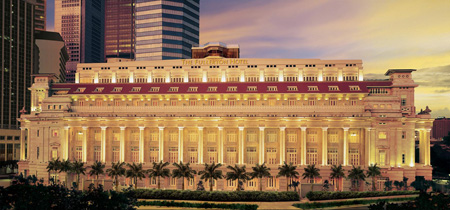 Suite Deal The Fullerton Hotel Singapore Offers 50 Percent Off