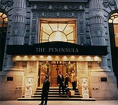 Peninsula Hotel New York