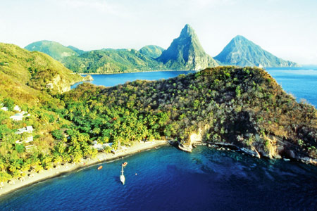 Yin and Yang Experiences in St Lucia