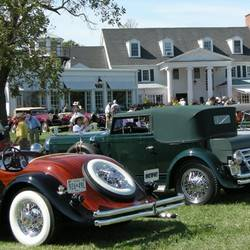 Inn at Perry Cabin Concourse d'Elegance