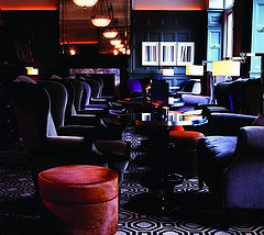 Coburg Bar at The Connaught