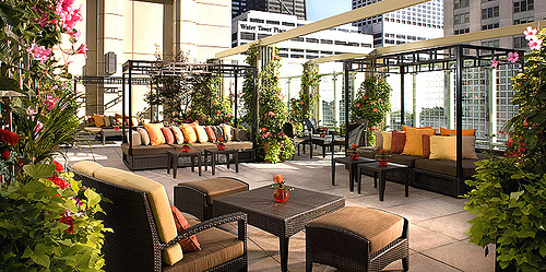 The Terrace, The Peninsula Chicago