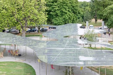 Serpentine Gallery Temporary Pavilion
