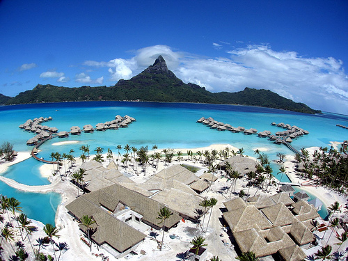 InterContinental Bora Bora Thalasso Spa