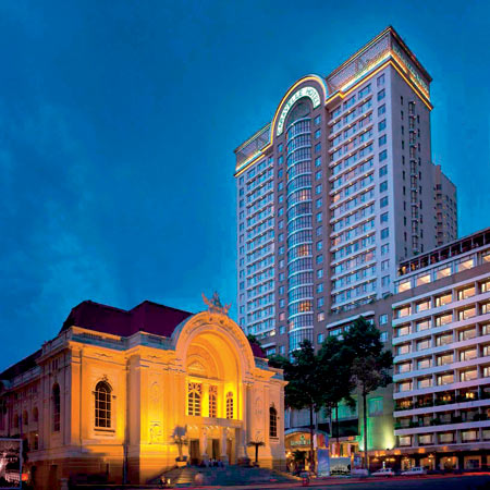 Caravelle Hotel, Ho Chi Minh City