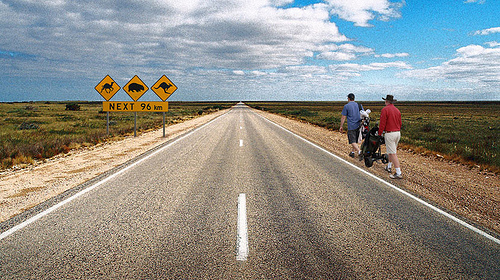 Nullarbor Links
