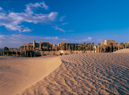 Jumeirah Bab Al Shams Desert Resort