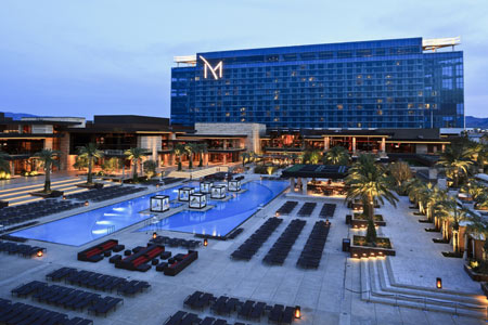 M Resort Spa Casino, Las Vegas