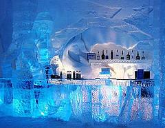 Buzzworthy The Ice Bar On Norwegian Cruise Lines New Epic Ship - Ice bar on cruise ship