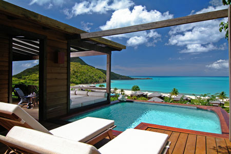 Off-Season Deals in the Caribbean at Hermitage Bay and Gansevoort ...