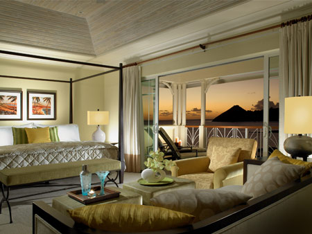 The Landings St Lucia