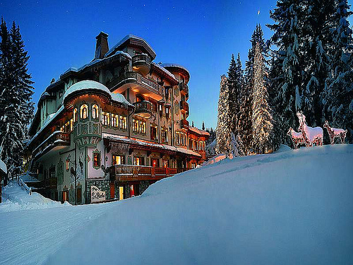 Hotel de Charme Les Airelles, Courchevel, France