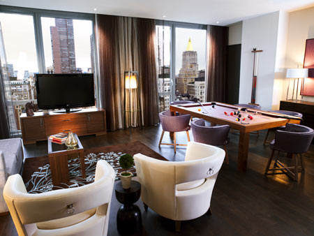Eventi Hotel in New York