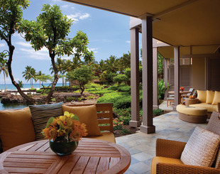 Four Seasons Resort Hualalai, Kona, Hawaii