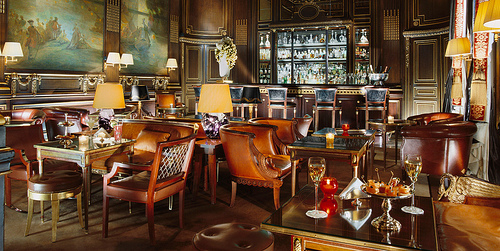 Bar 228 at Hotel Le Meurice, Paris