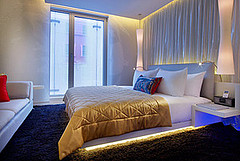 'Wonderful' guestroom at new W London