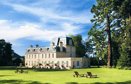 Chateau La Cheneviere, Normandy