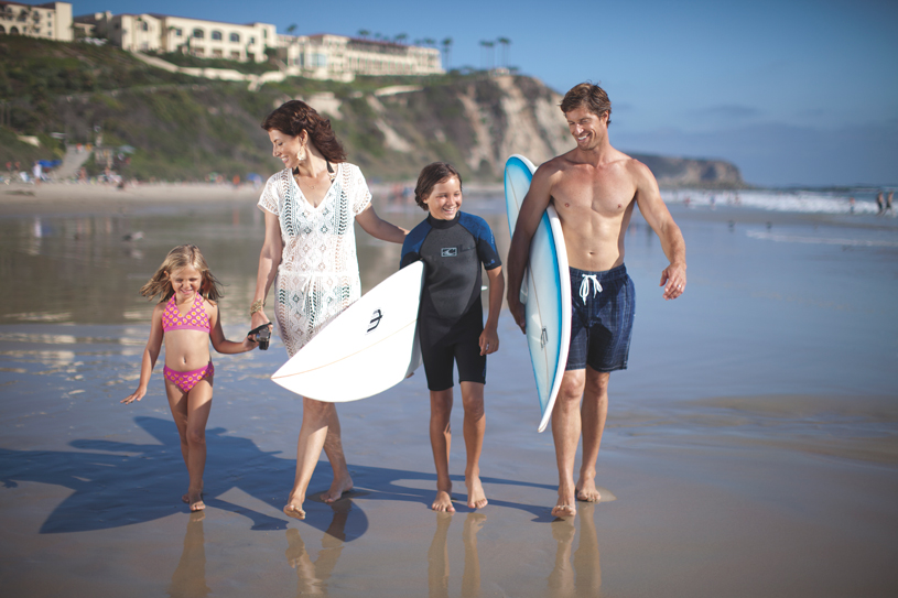 Ritz-Carlton, Laguna Niguel Family Beach Vacation