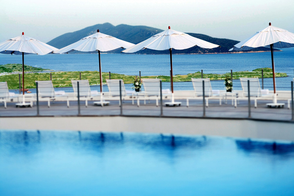 Pool at Doria Hotel Bodrum