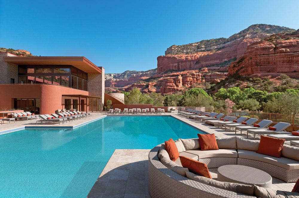 Luxury Spa Resort Sedona
