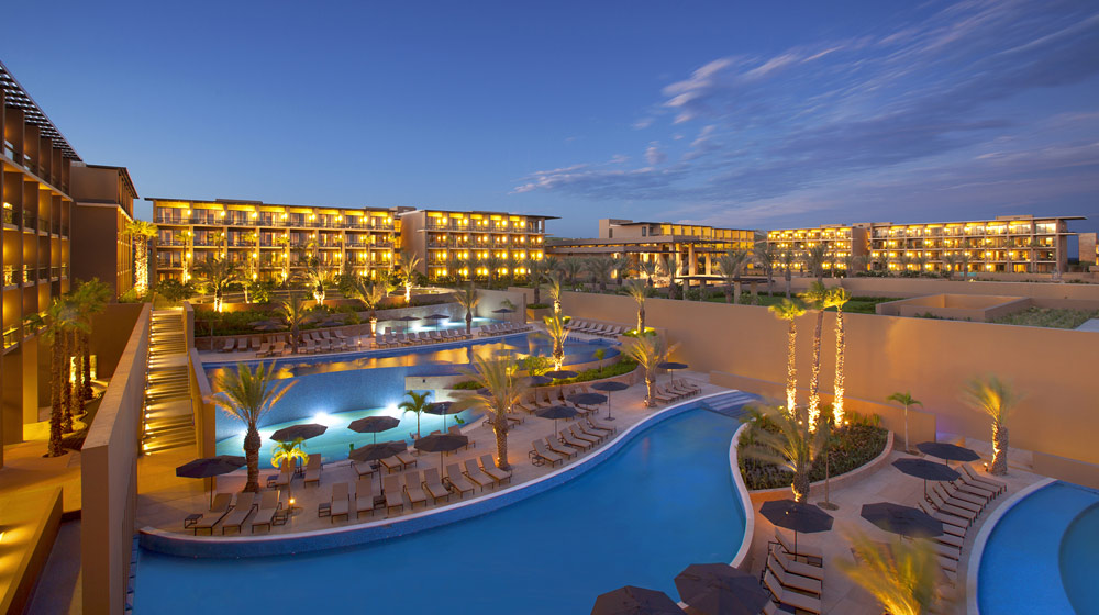 JW Marriott Los Cabos Beach and Spa Resort