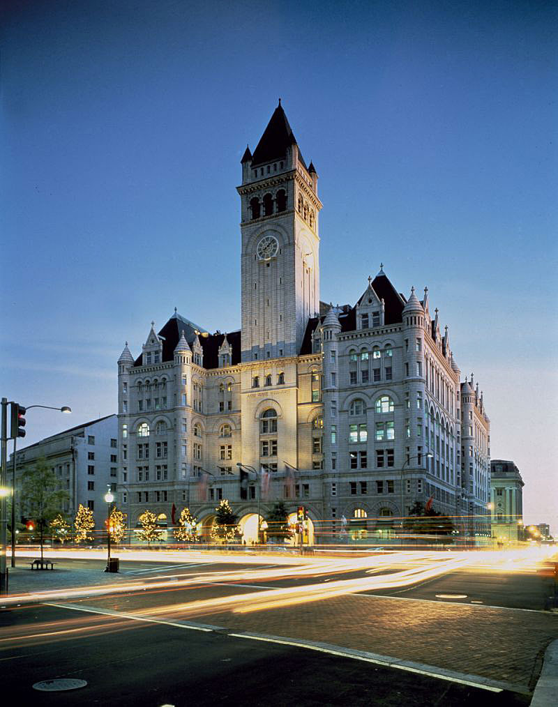 D.C.'s Old Post Office Transformed Into Trump Hotel | Five ...