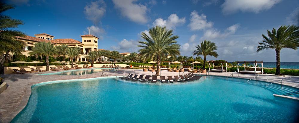Santa Barbara Spa And Golf Resort Curacao Pool