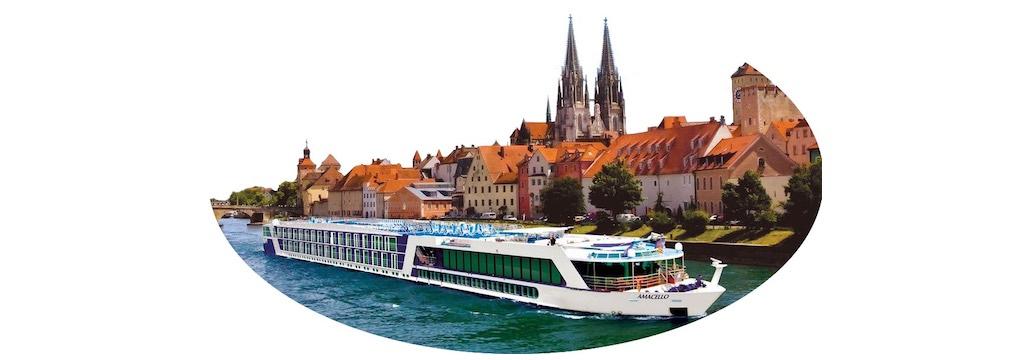 AMA Waterways Regensburg Cruise
