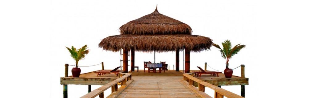 Beach Resort Cabana